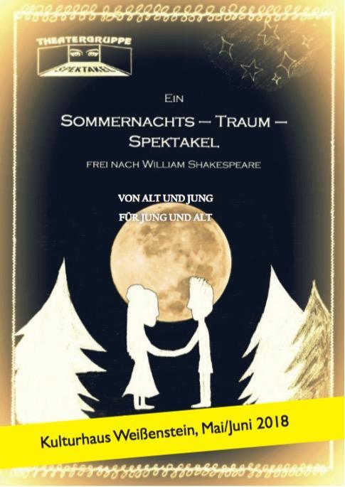Sommernachts Traum Spektakel